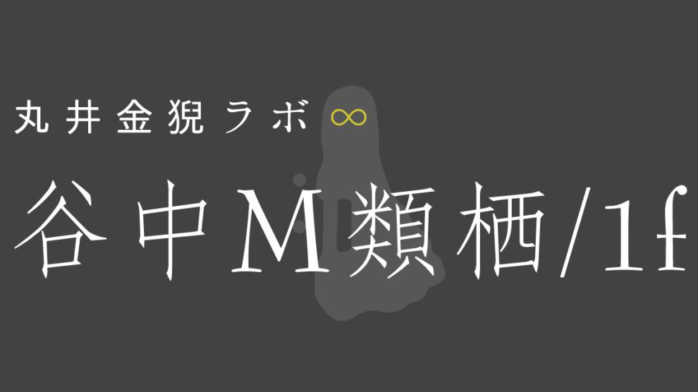 丸井金猊ラボ∞谷中M類栖 名称変更